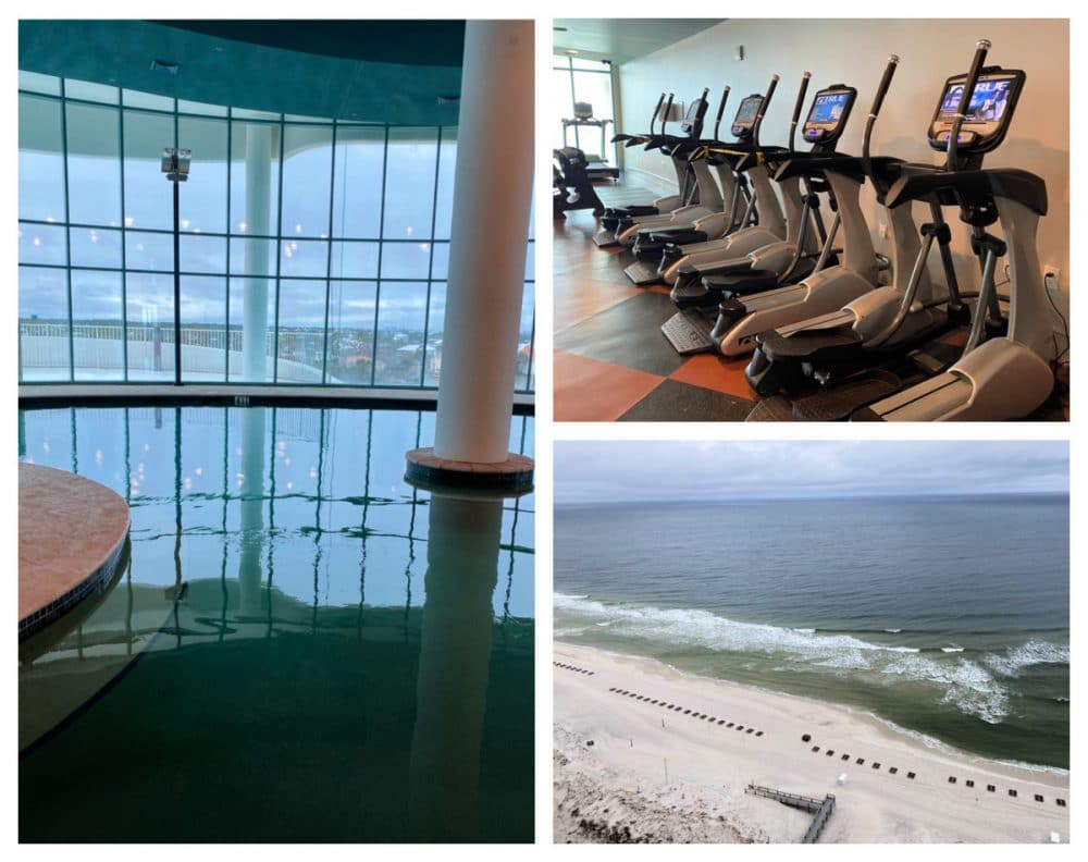 turquoise place amenities beach gym and pool