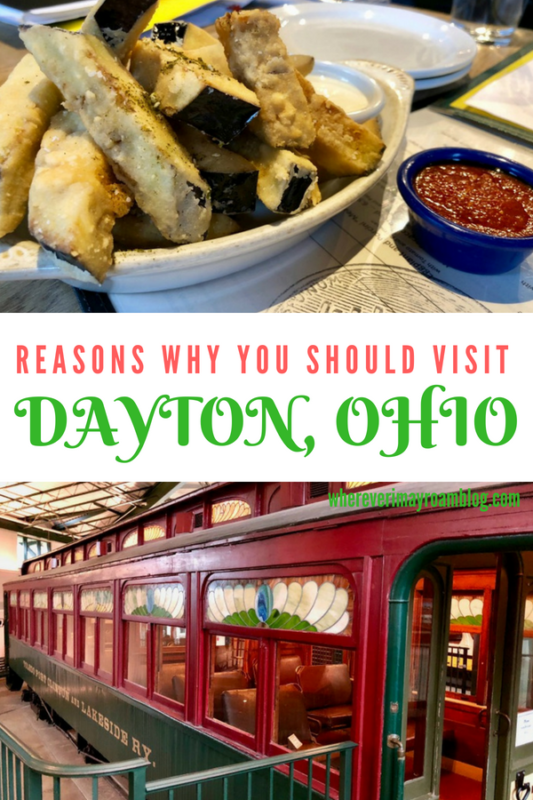 A great reason to visit Dayton, Ohio is to explore the birthplace of aviation.
