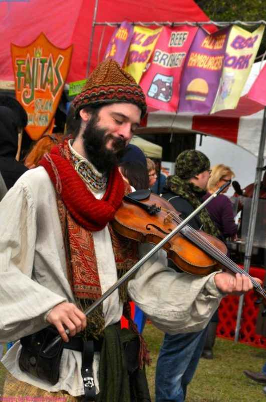 If you are in Gainesville in January or February, the Hoggetowne Medieval Faire should be on your itinerary for Gainesville.