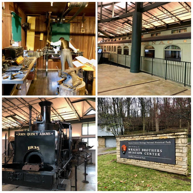 Seeing the living history and exhibits at Carillon Historical Park is one of the reasons you should visit Dayton, Ohio.