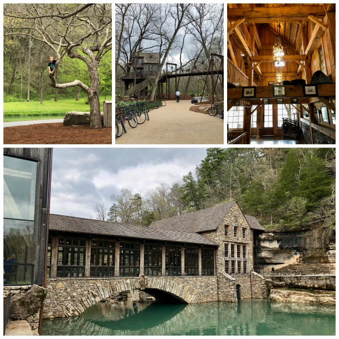 Every trip to Branson, Missouri should have a day trip to see Johnny Morris's Dogwood Canyon.