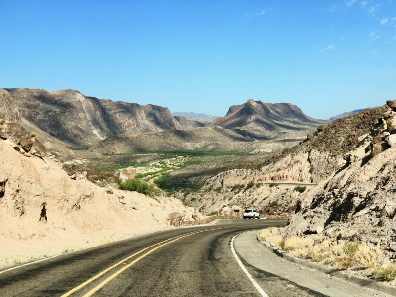 Big Bend Ranch State Park is part of our Big Bend road trip itinerary.