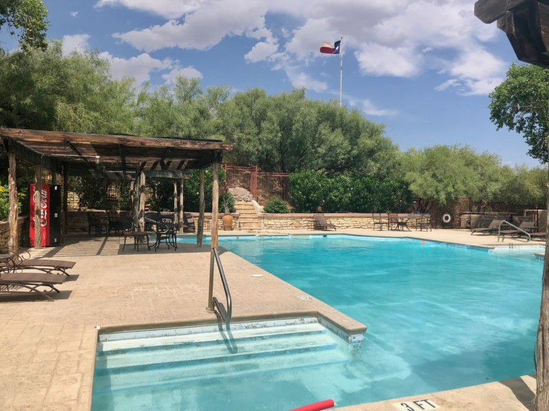 The Lajitas Golf Resort and Spa is a fantastic place to relax and unwind in West Texas.