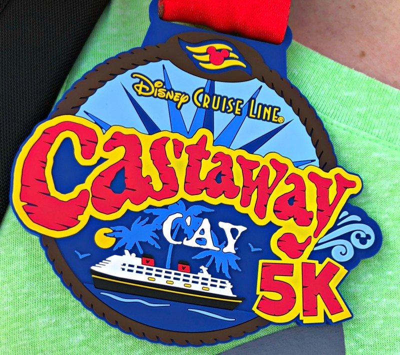 Running the Castaway Cay 5K is one things for adults to do on a Disney cruise.