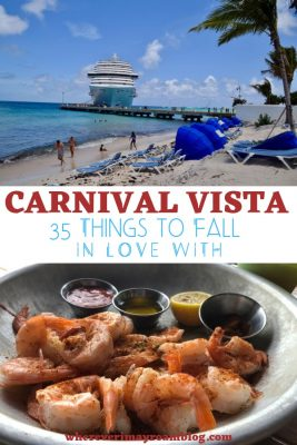 cruise carnival vista things to fall in love with pin