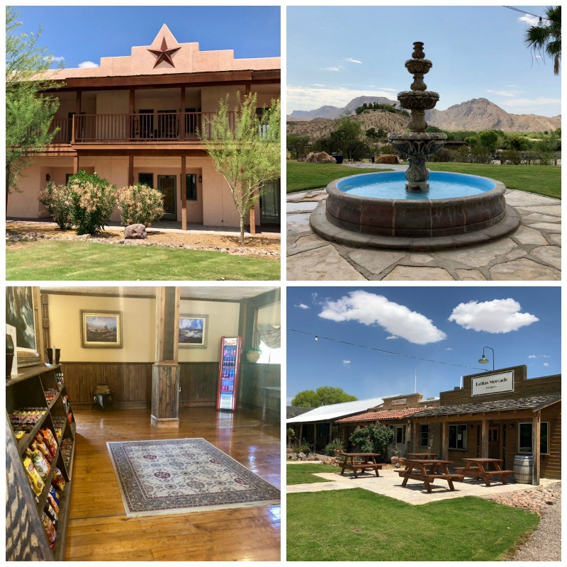 The Lajitas Golf Resort and Spa is a great luxury place to stay in the West Texas desert.