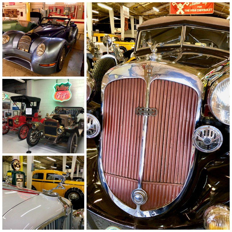 The Route 66 Car Museum is one of the cool things you'll see on Missouri's Route 66 road trip.