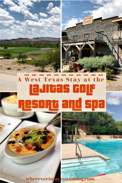 Lajitas golf resort and spa texas