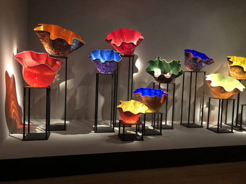 Our itinerary for Oklahoma City includes a colorful visit to the Oklahoma City Museum of Art.