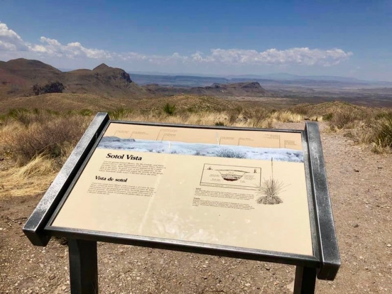 Adding a new national park to my bucket list with Big Bend National Park.