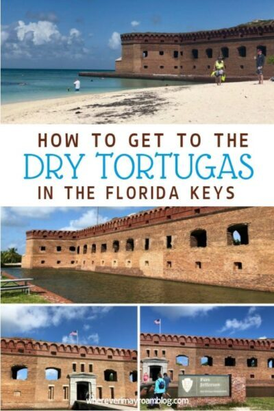 the dry tortugas islands florida