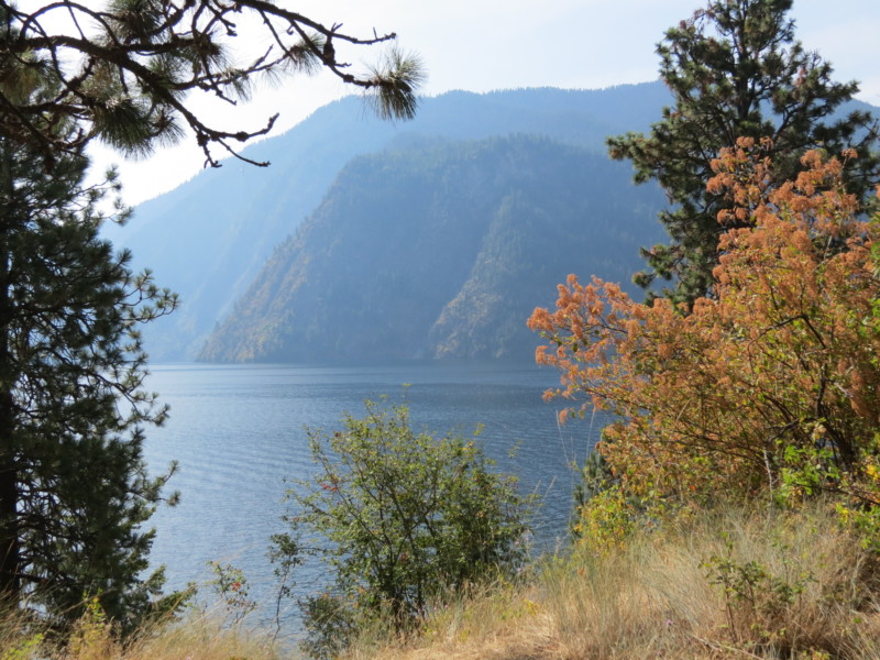 Lake Pend Oreille is one of the sights you will see on your North Idaho road trip.