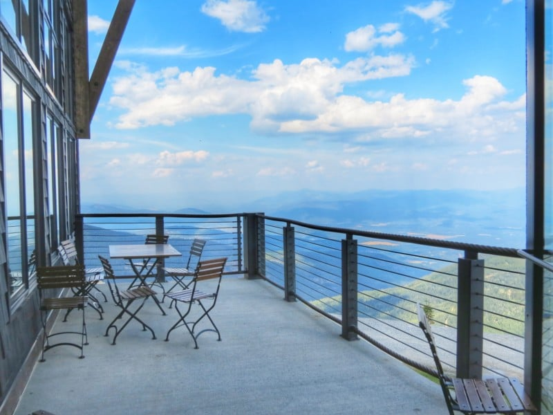 On your North Idaho road trip, consider the Sky House on Schweitzer Mountain for excellent accommodations.