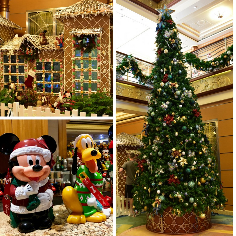 Celebrating a holiday is one things for adults to do on a Disney cruise.