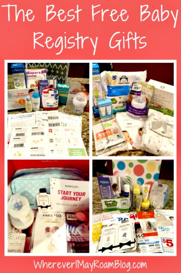The Best FREE Baby Registry Gifts - Wherever I May Roam ...