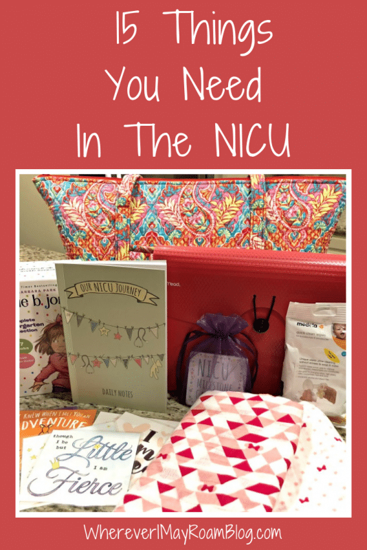 Here are 15 things you need for the NICU.