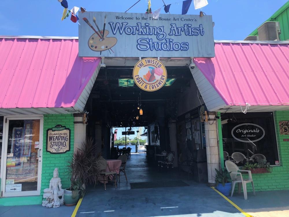 fish house art center