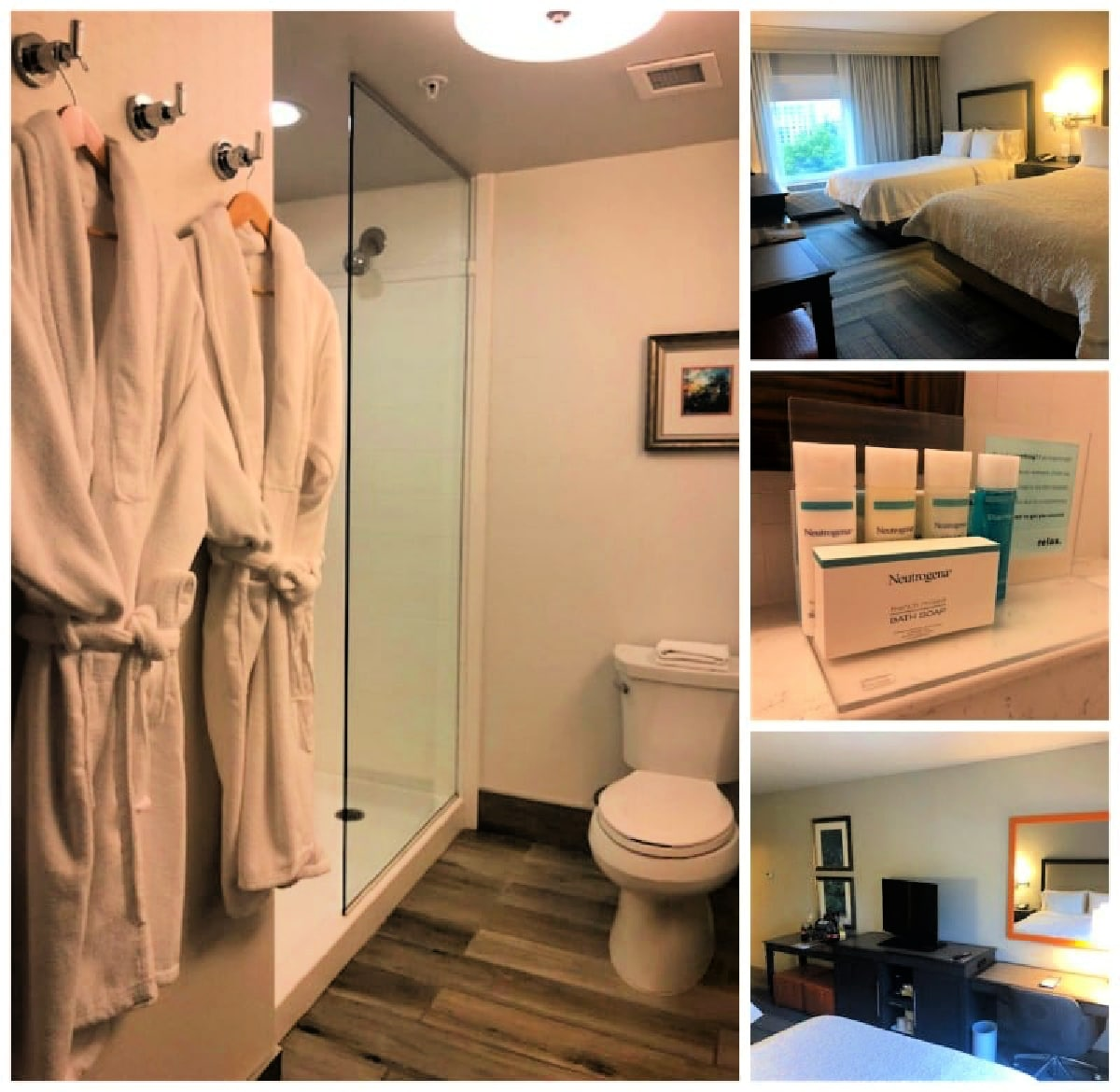 The Hampton Inn & Suites by Hilton is the perfect place to stay during your girls' getaway in Dunwoody, Georgia.