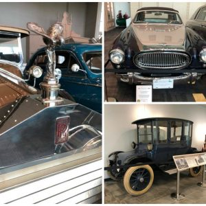 A visit to see the amazing car collection at the Elliott Museum is one of the cool things to see and do in Martin County, Florida.