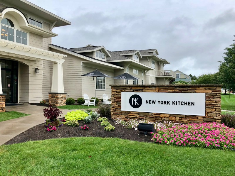 One of the best 50 things to do in the Finger Lakes is to take a cooking class at the New York Kitchen.