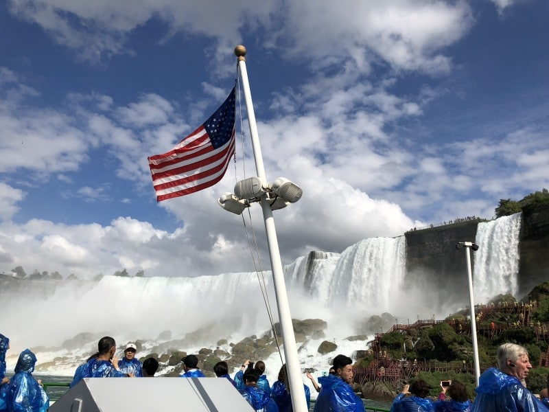 One of the best 50 things to do in the Finger Lakes is to witness Niagara Falls, one of the best waterfalls in the world.