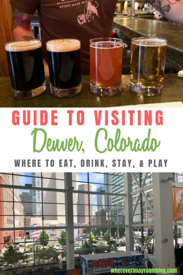 what to see in denver