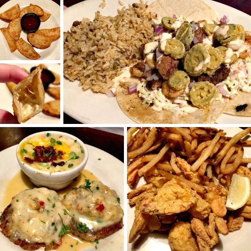 Our guide to visiting Hattiesburg, Mississippi includes having a tasty meal at Crescent City Grill, the favorite as voted by locals.