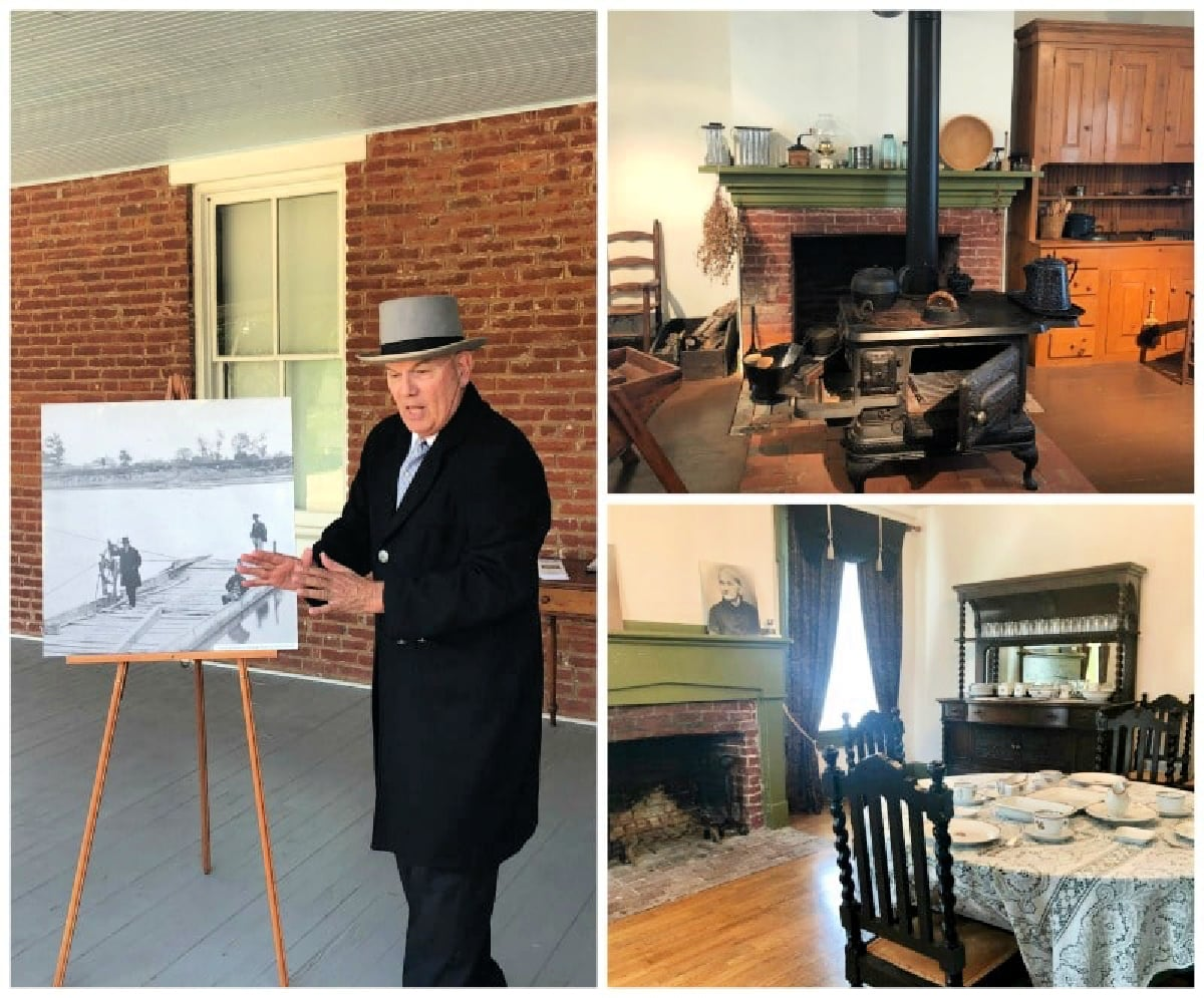 Authentic travel in Kansas City includes learning about the locals at Grinter Place Museum.