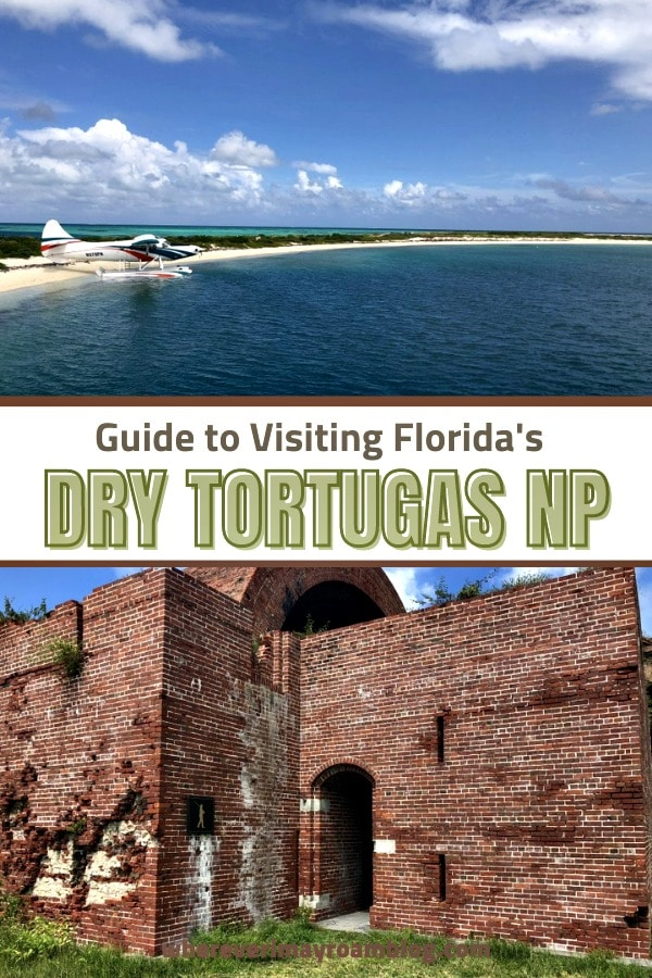 guide to visiting Dry Tortugas FL