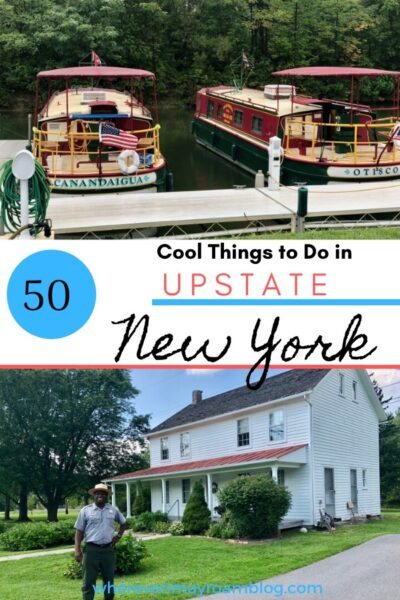 things to do upstate New York pin