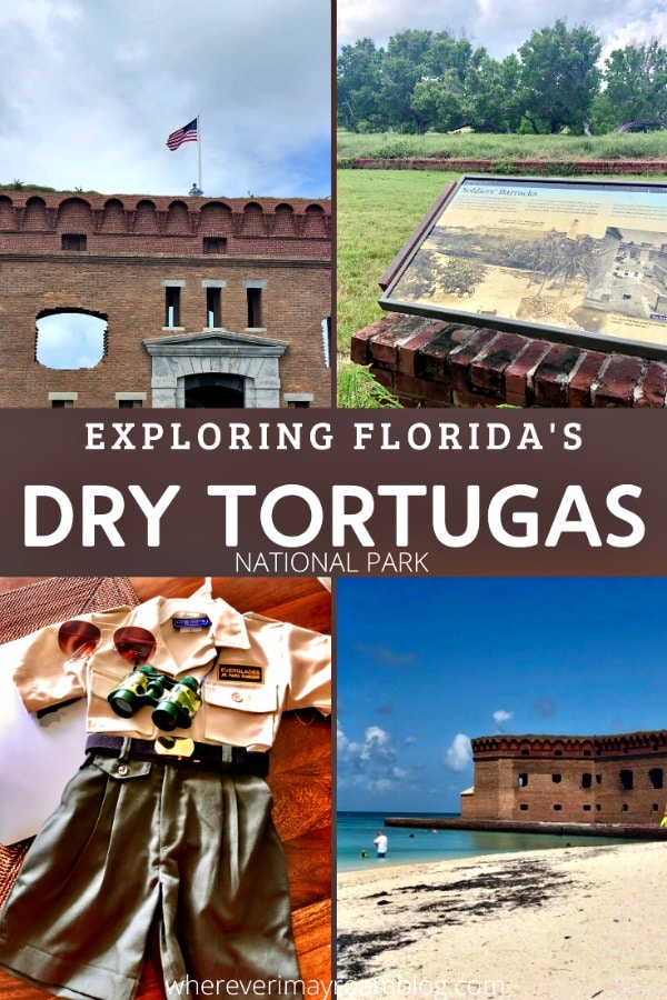 what to do at dry torguas national park and fort Jefferson