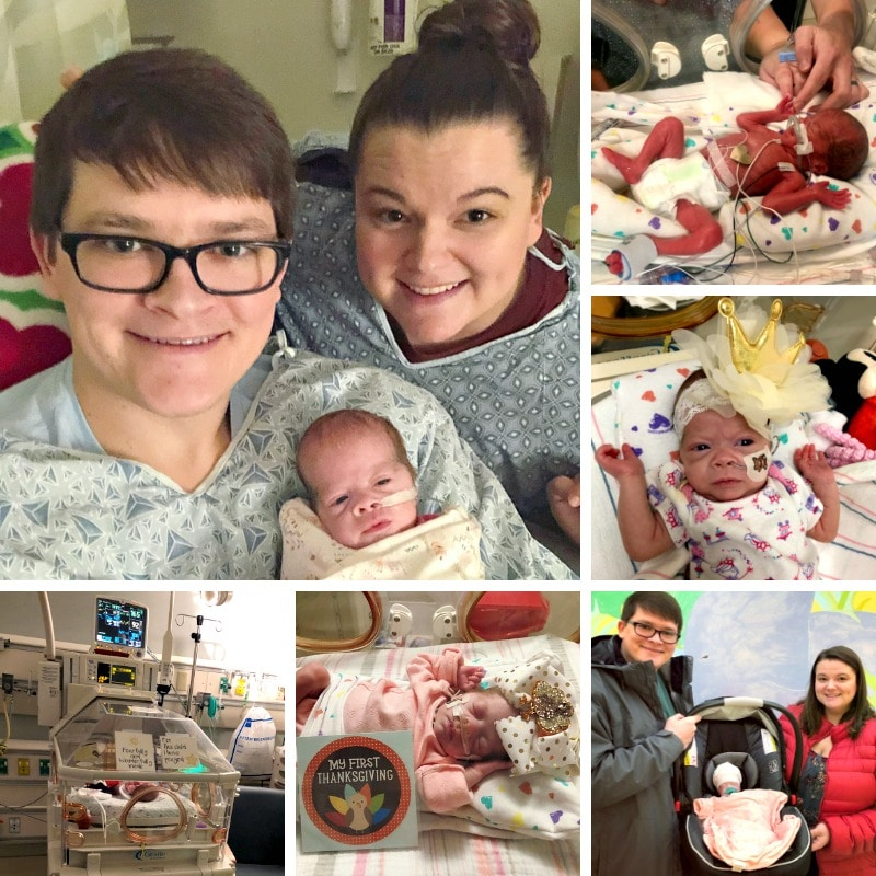 Read about how our 73 day NICU experience took a toll on our family and what to expect if you go through the same.