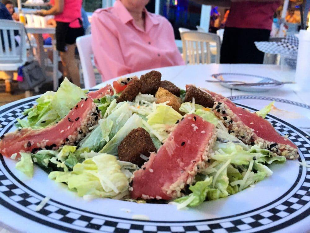 tuna salad racing's north turn Daytona Beach