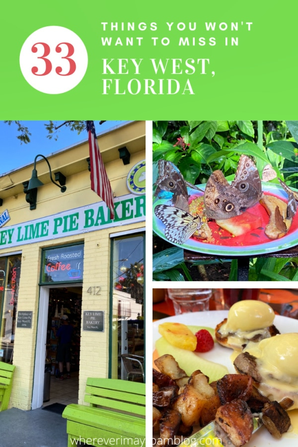 33 Cool things to see and do in Key West, FL