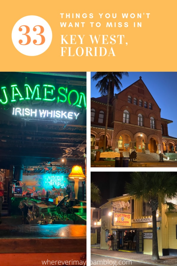 33 Fun things to do in Key West, FL
