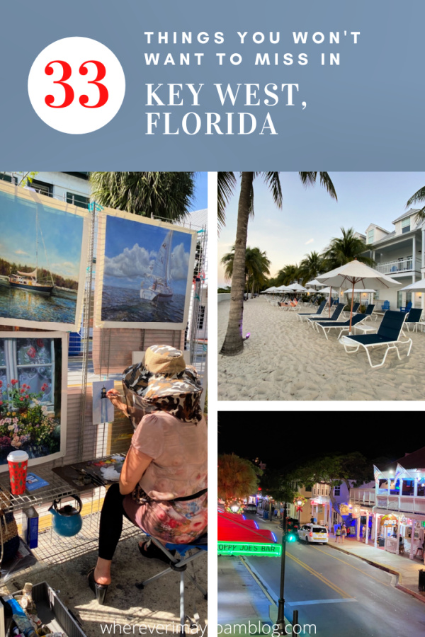 33 cool things to do in Key West, Florida
