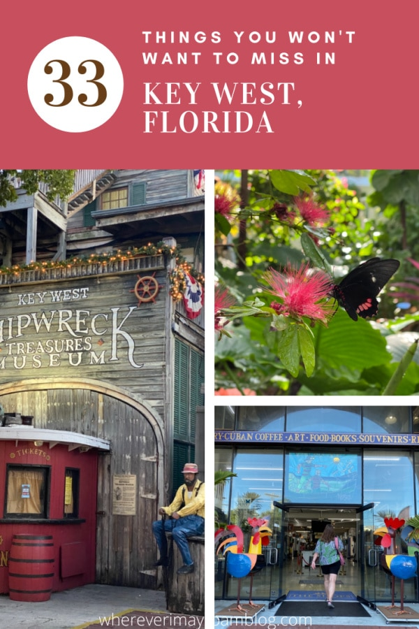 33 fun things to do in Key West, Florida