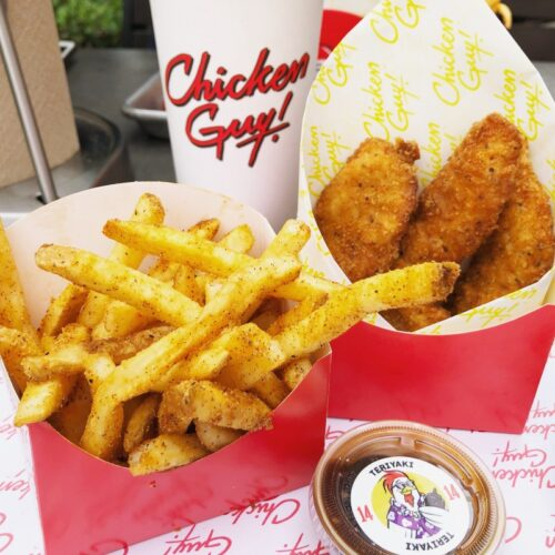 Chicken Guy makes our list of best eats at Disney Springs.