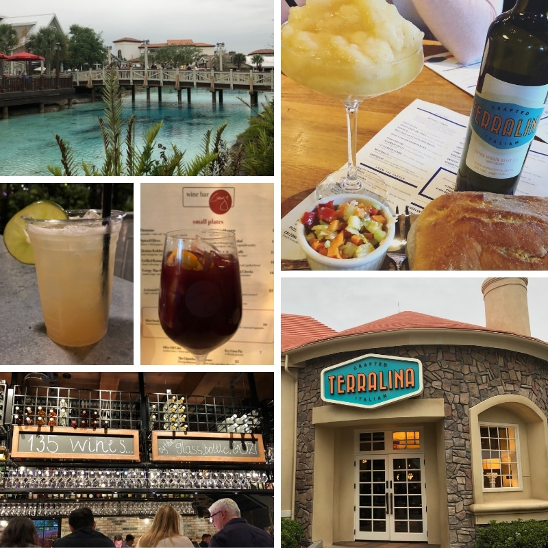 Be sure to visit The Landing at Disney Springs.