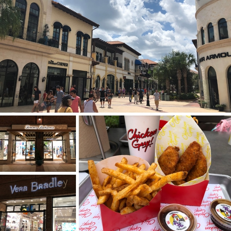 The Town Center at Disney Springs is home to the best shopping.
