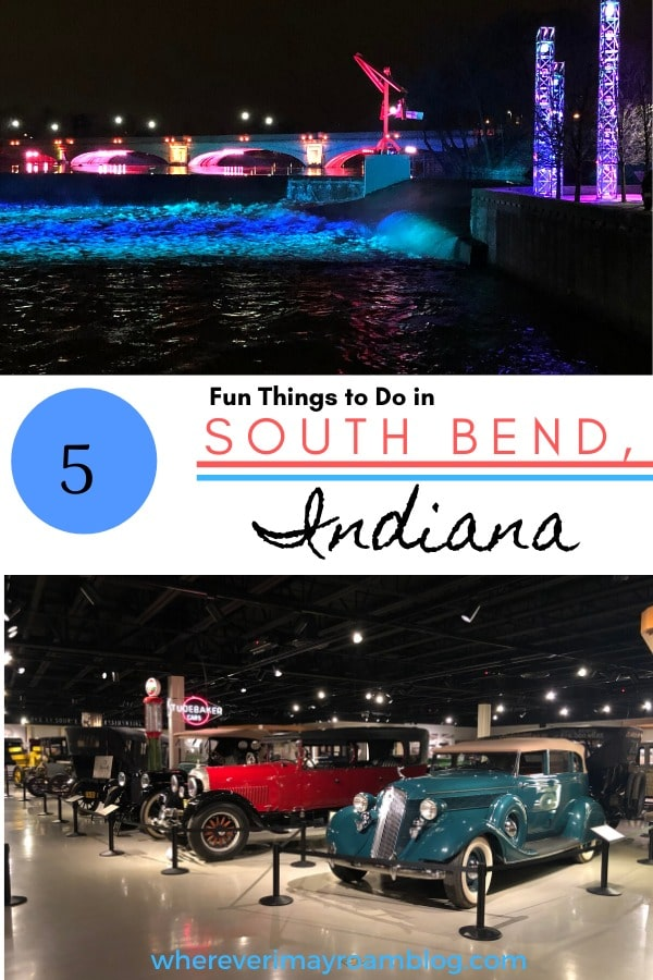 fun things south bend indiana