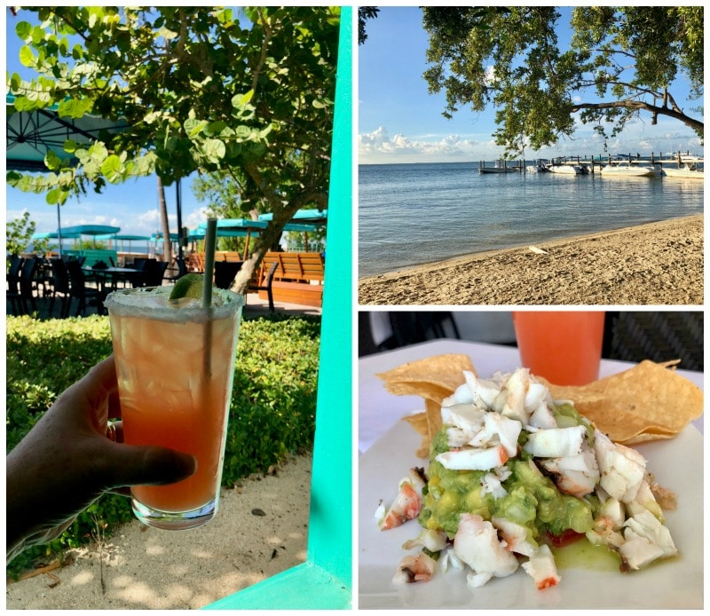 Marker 88 is a great place to have lunch or dinner when visiting the Upper or Middle Florida Keys.