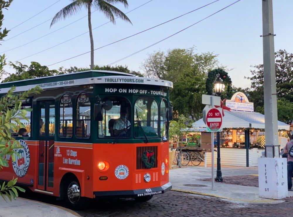 old-town-trolley-stop-florida-keys