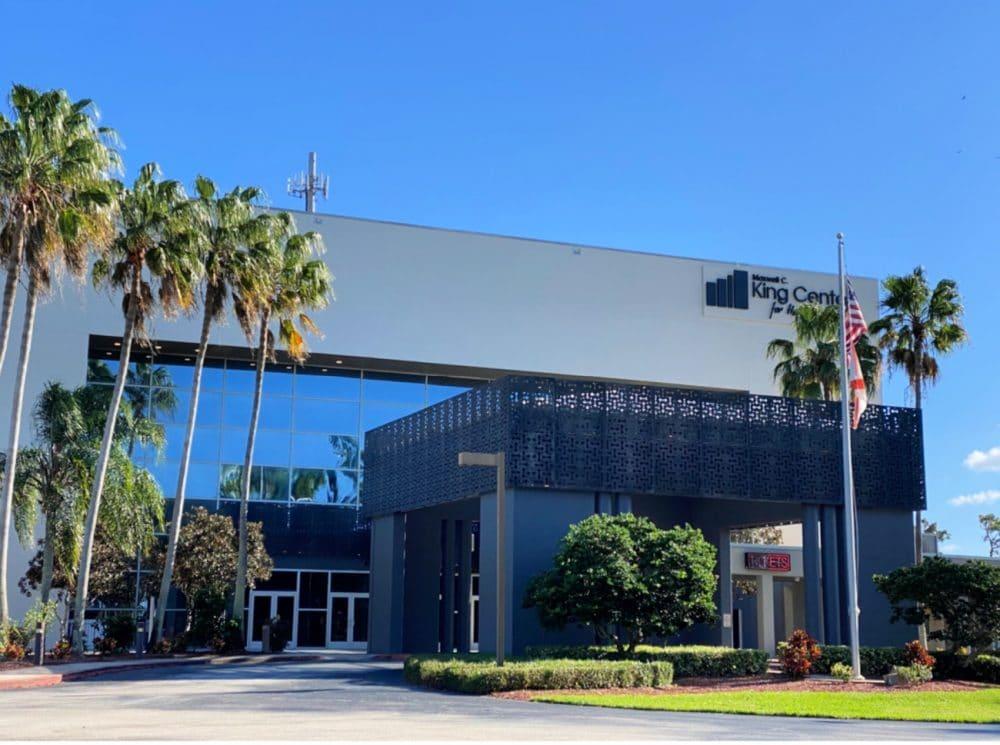 the king center melbourne music venue