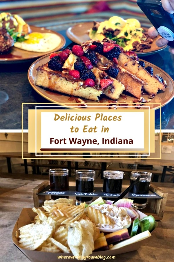 best places to eat in Fort Wayne
