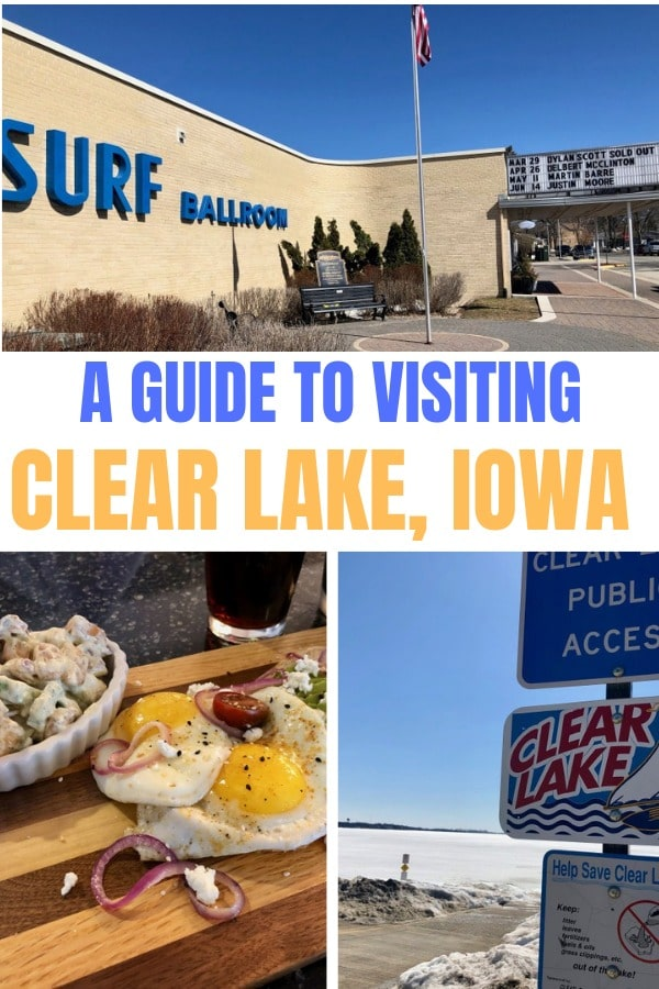 Clear Lake, Iowa is a great place to getaway for a summer break or weekend getaway.