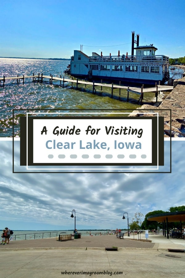 Clear lake, Iowa travel guide