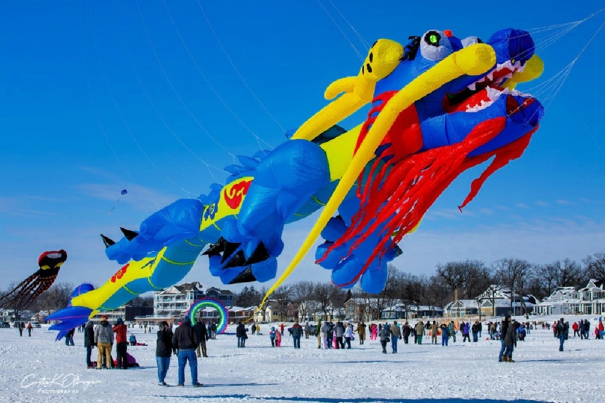 clear lake kite festival