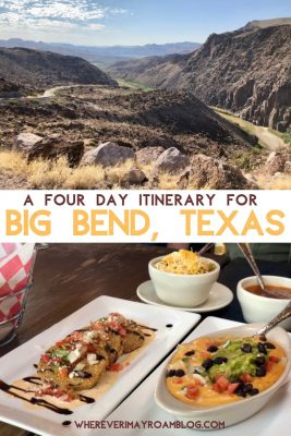 itinerary-big-bend-texas-pin