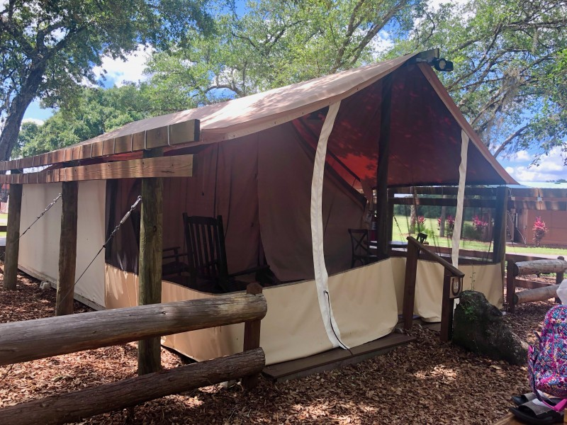 westgate luxury camping tent